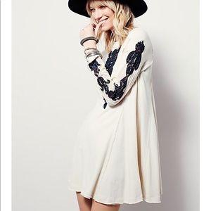 New Romantics Black Forest Dress